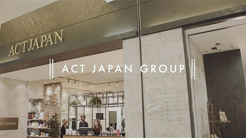 ACT JAPAN GROUP会社説明会